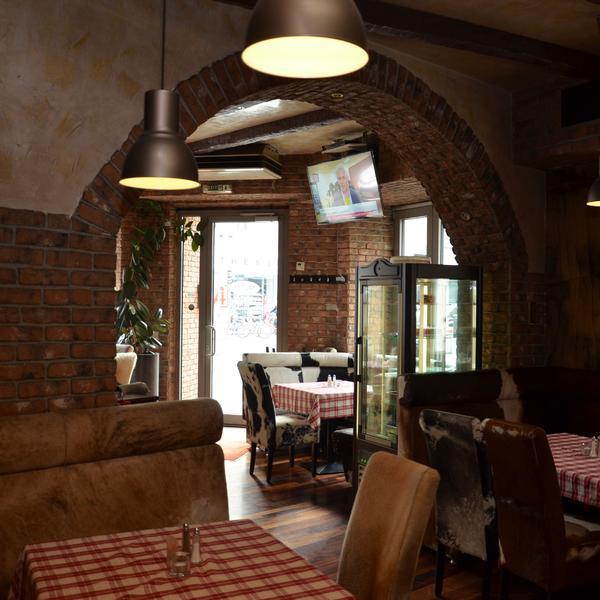 Saloon steaks and more   Das Restaurant