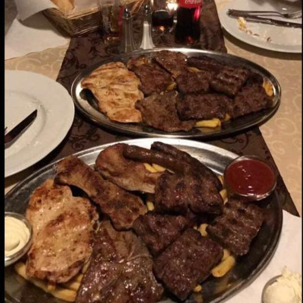 Saloon steaks and more | Grillplatte